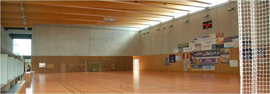 Complexe BLH grande salle - Photo de présentation