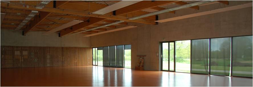 Complexe BLH salle moyenne - Photo de présentation
