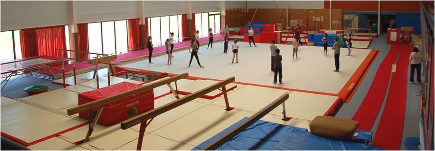 Complexe M salle de gym - Photo de présentation