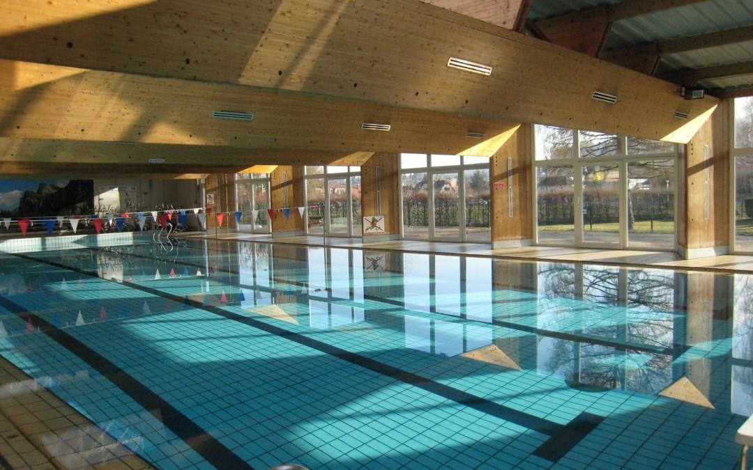 Du 1er août au 11 septembre : La piscine rouvre ses portes !