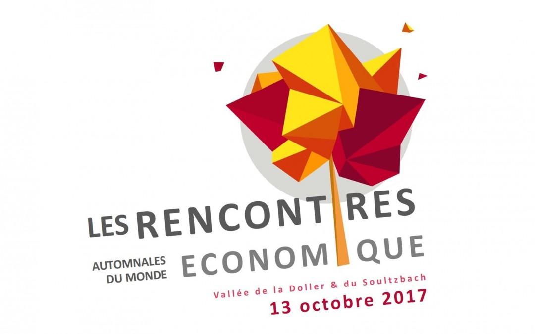 13/10/2017 : RENCONTRE ÉCONOMIQUE