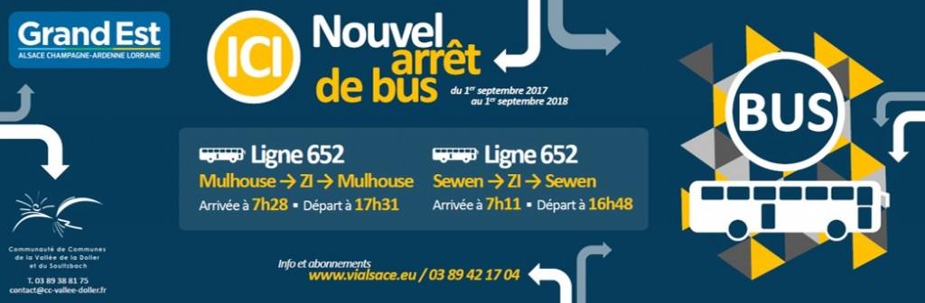 Arrêt de bus 1