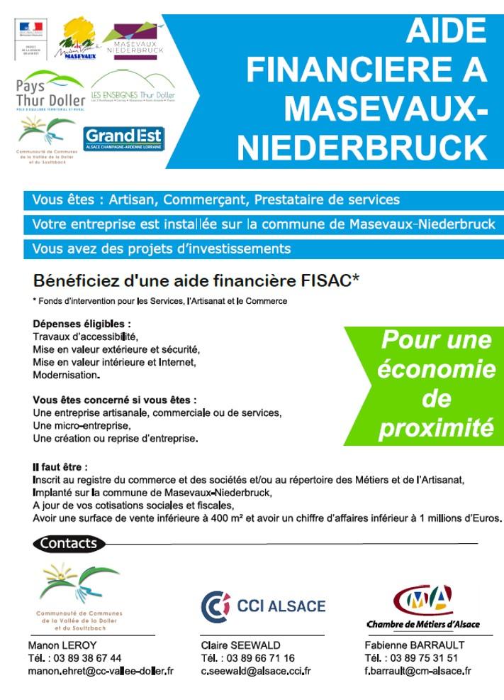 FISAC affiche