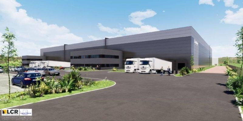 Une nouvelle offre à venir de bâtiments logistiques à Burnhaupt-le-Haut